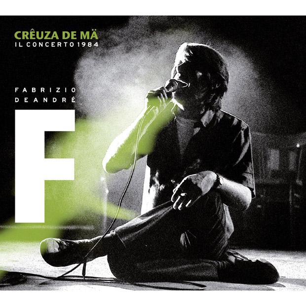Copertina Disco Vinile 33 giri Creuza de Ma - Il Concerto 1984 [2 LP] di Fabrizio de Andrè