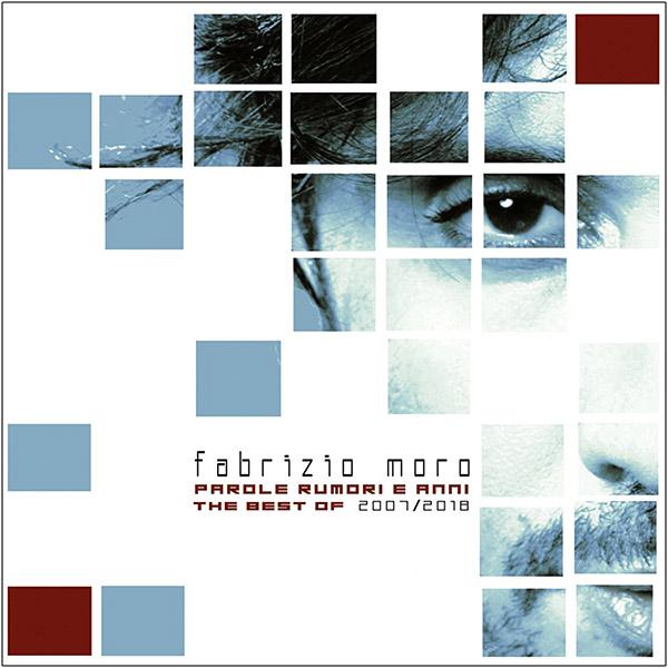Copertina Vinile 33 giri Parole Rumori e Anni [2 LP] di Fabrizio Moro