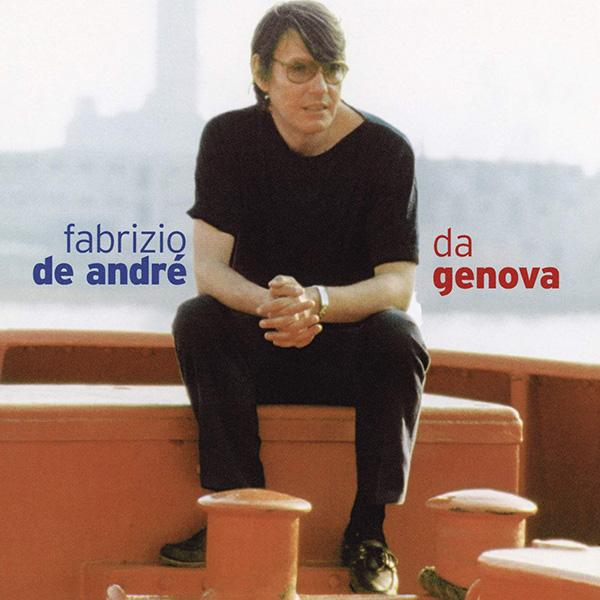 Copertina Vinile 33 giri Informazioni: di Fabrizio de Andrè