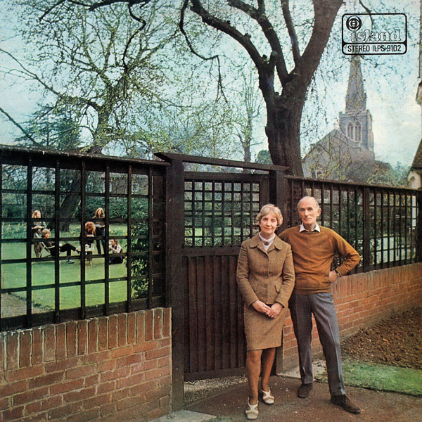 Copertina Vinile 33 giri Unhalfbricking di Fairport Convention