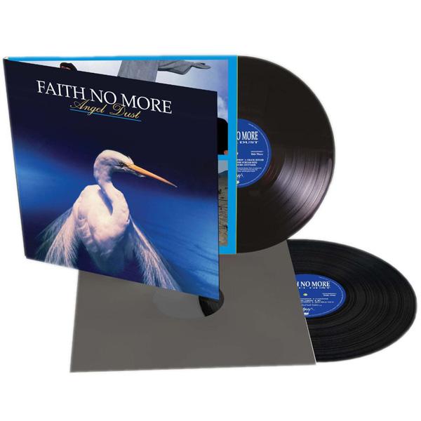 Copertina Disco Vinile 33 giri Angel Dust [Deluxe - 2xLP] di Faith No More