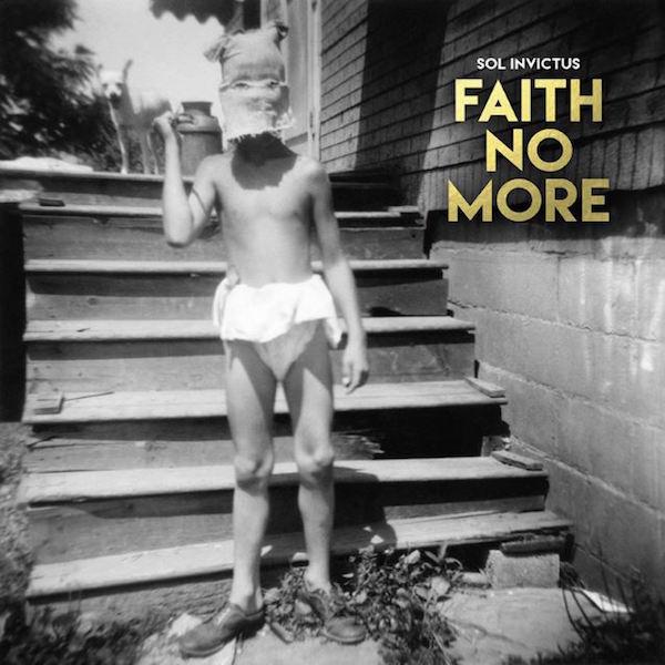 Copertina Disco Vinile 33 giri Sol Invictus di Faith No More
