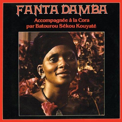 Copertina Disco Vinile 33 giri Accompagne a la Cora di Fanta Damba