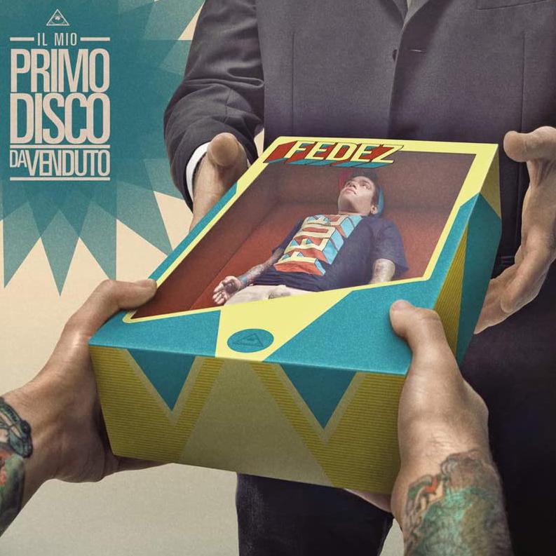 Copertina Vinile 33 giri Il mio Primo Disco da Venduto [2 LP] di Fedez