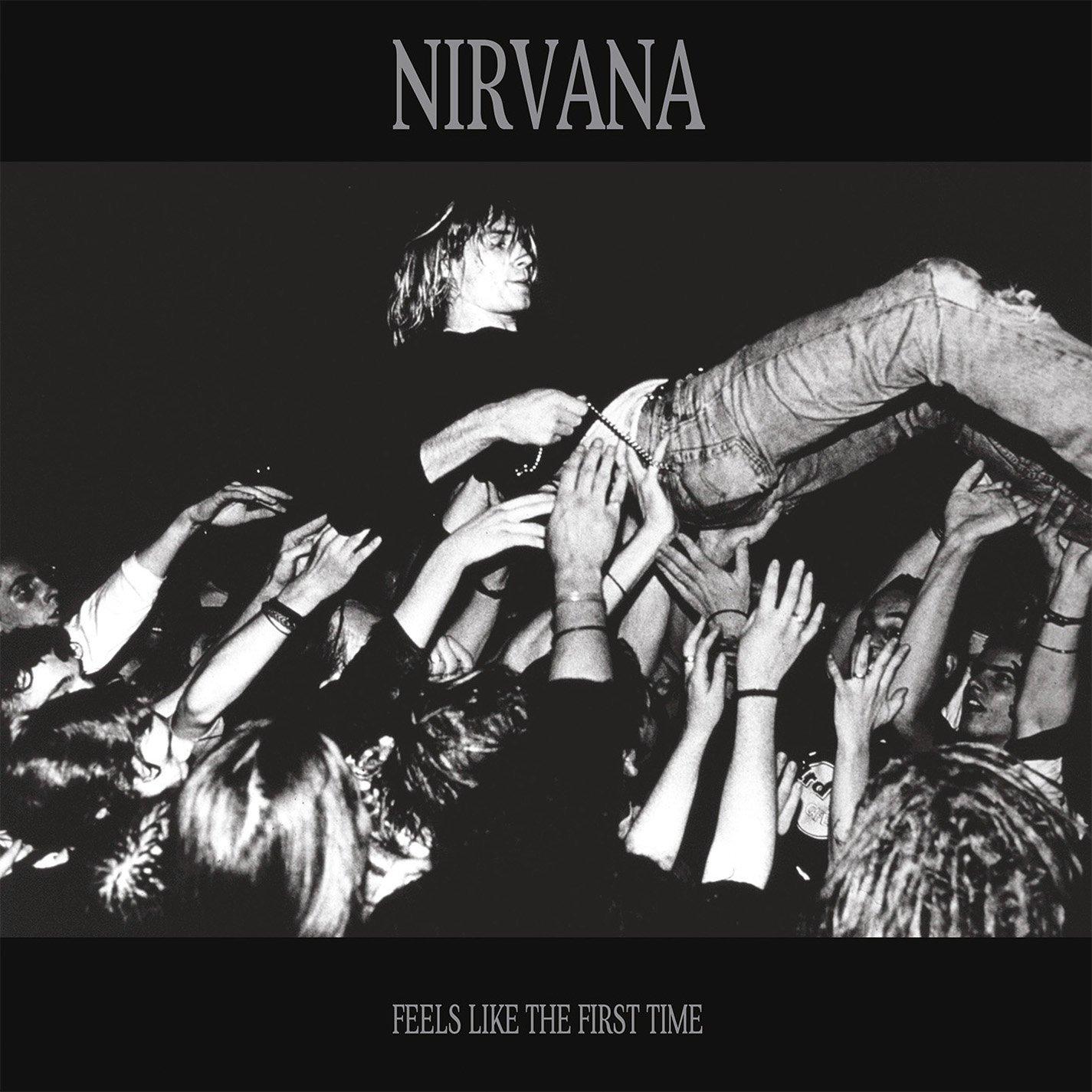 Copertina Disco Vinile 33 giri Feels Like The First Time [2 LP] di Nirvana