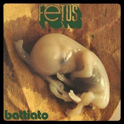 Copertina Vinile 33 giri Fetus di Franco Battiato