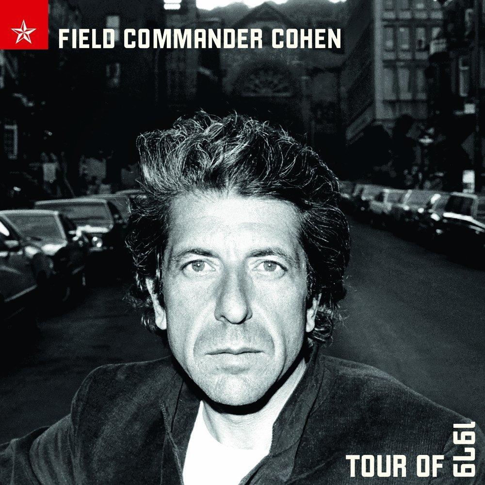 Copertina Disco Vinile 33 giri Field Commander Cohen [2 LP] di Leonard Cohen