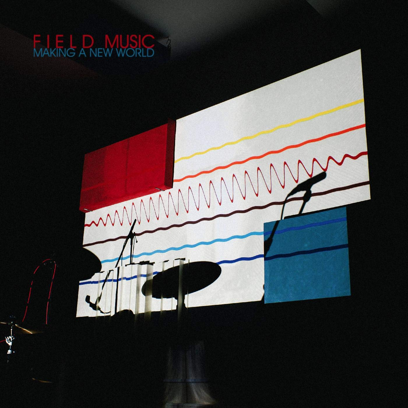 Copertina Vinile 33 giri Making a New World di Field Music