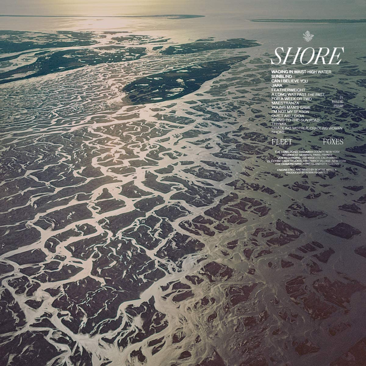 Copertina Vinile 33 giri Shore [2 LP] di Fleet Foxes