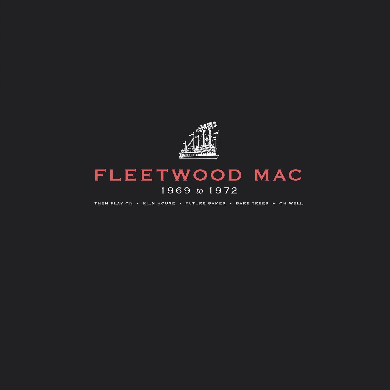 Copertina Disco Vinile 33 giri 1969 to 1972 [Cofanetto 5xLP] di Fleetwood Mac