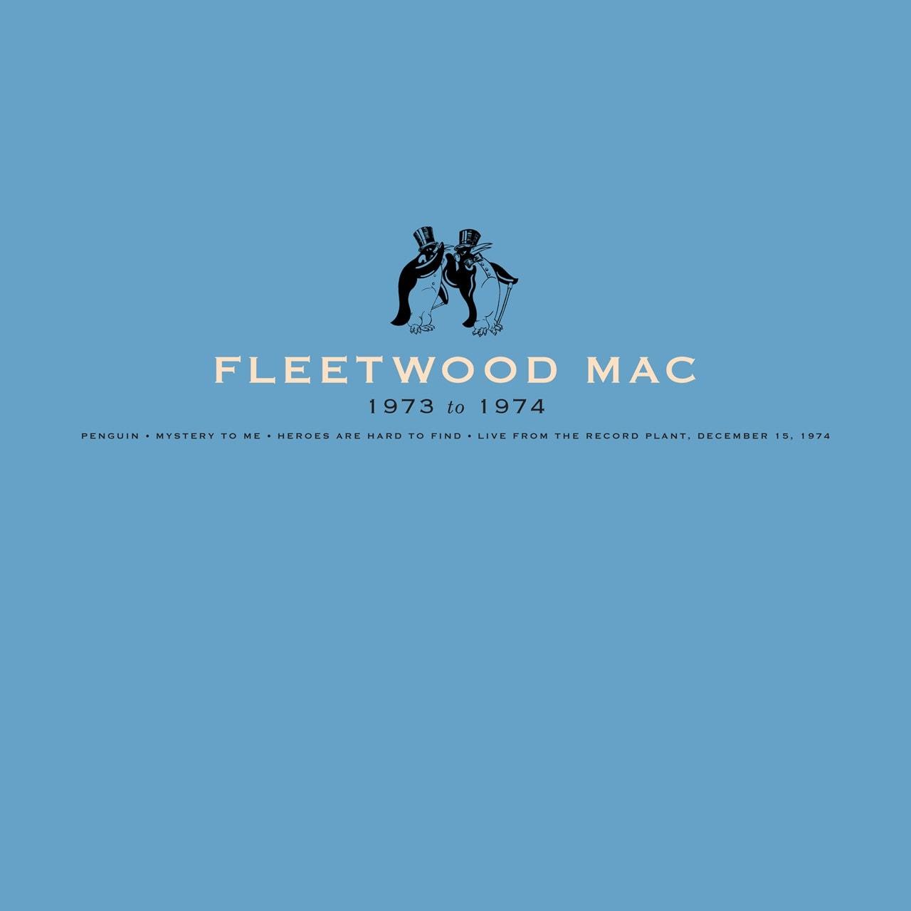 Copertina Vinile 33 giri 1973 to 1974 [Cofanetto 5LP+45 Giri] di Fleetwood Mac