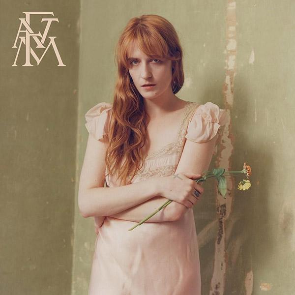 Copertina Vinile 33 giri High as Hope di Florence + The Machine