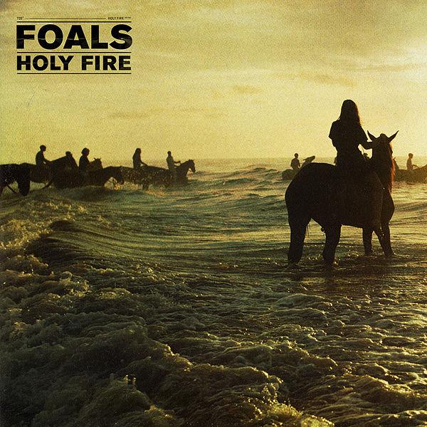 Copertina Disco Vinile 33 giri Holy Fire di Foals