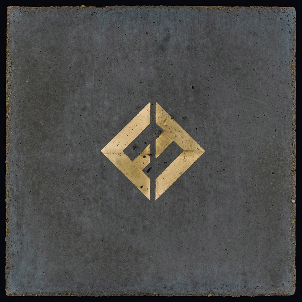 Copertina Vinile 33 giri Concrete and Gold [2 LP] di Foo Fighters