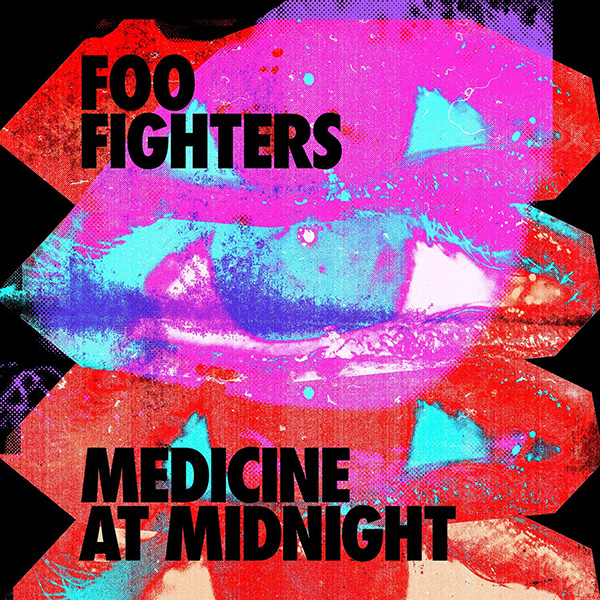Copertina Vinile 33 giri Medicine at Midnight di Foo Fighters
