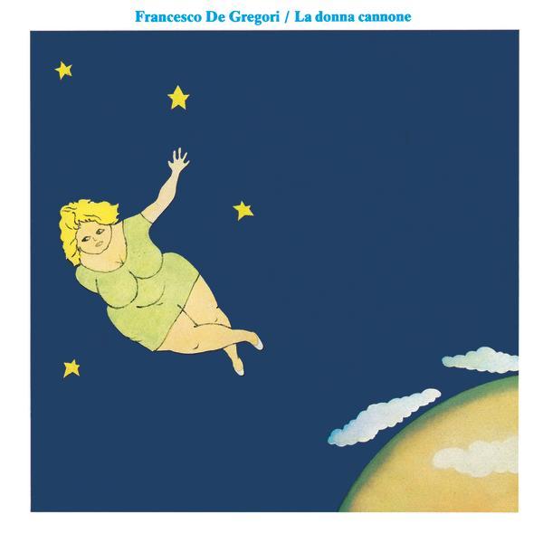 Copertina Vinile 33 giri La Donna Cannone  di Francesco De Gregori