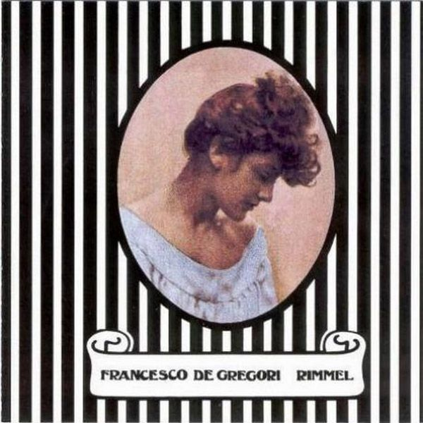 Copertina Disco Vinile 33 giri Rimmel di Francesco De Gregori