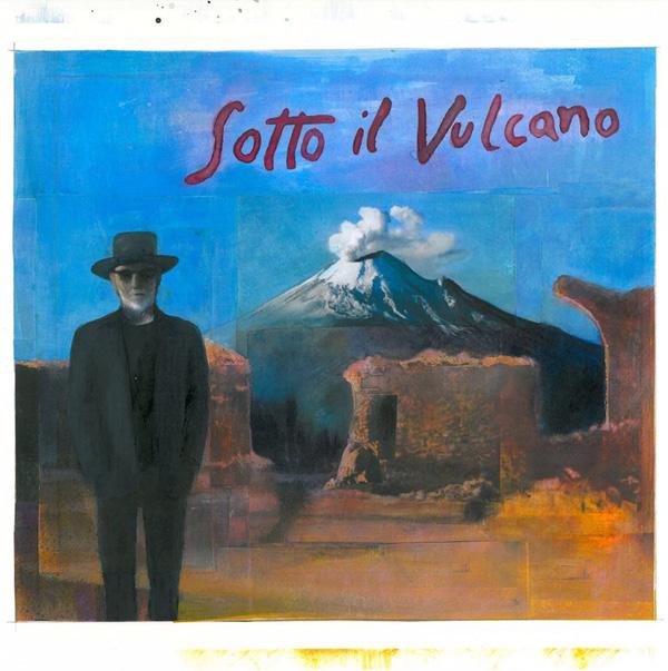 Copertina Disco Vinile 33 giri Sotto il Vulcano [3 LP] di Francesco De Gregori