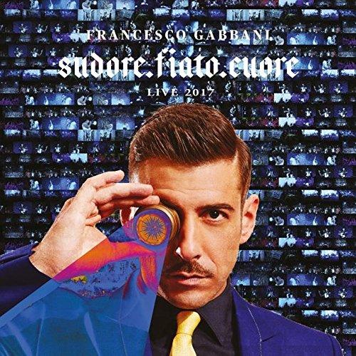Copertina Vinile 33 giri Sudore, Fiato, Cuore [2 LP] di Francesco Gabbani