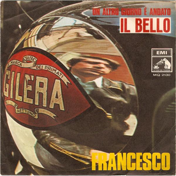 Copertina Disco Vinile 33 giri Il Bello [Singolo 45 Giri] di Francesco Guccini