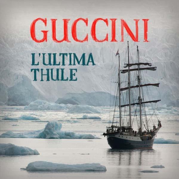 Copertina Disco Vinile 33 giri L'ultima Thule di Francesco Guccini