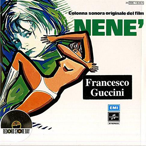 Copertina Disco Vinile 33 giri Nené / Tema Di Ju [Singolo 45 Giri] di Francesco Guccini
