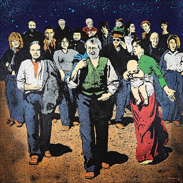 Copertina Vinile 33 giri Note di Viaggio | Capitolo 2 [2 LP] di Vari Artisti