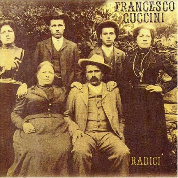Copertina Disco Vinile 33 giri Radici di Francesco Guccini