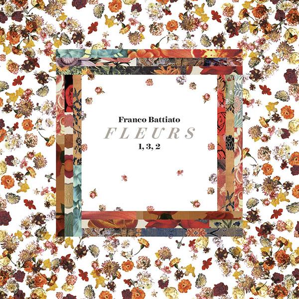 Copertina Vinile 33 giri Fleurs 1,3,2 - La Trilogia Completa [3 LP] di Franco Battiato