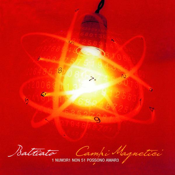 Copertina Disco Vinile 33 giri Campi Magnetici [2 LP] di Franco Battiato