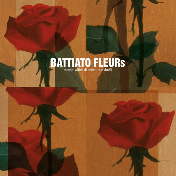 Copertina Vinile 33 giri Fleurs di Franco Battiato
