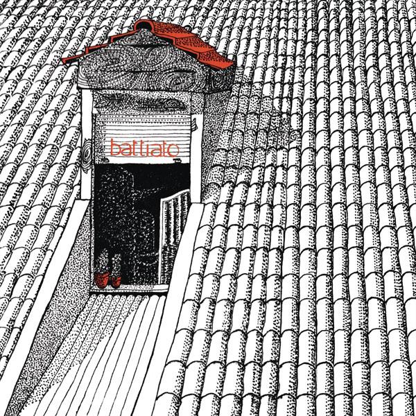 Copertina Vinile 33 giri Franco Battiato di Franco Battiato