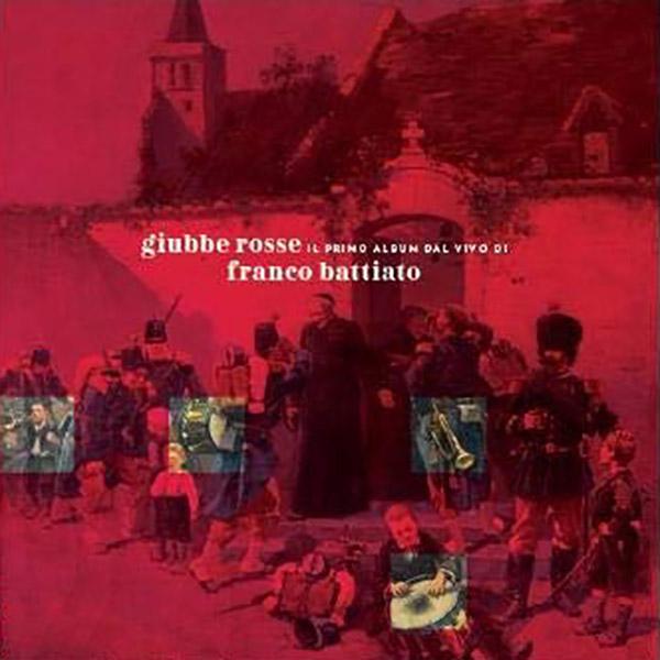 Copertina Vinile 33 giri Giubbe Rosse [2 LP] di Franco Battiato