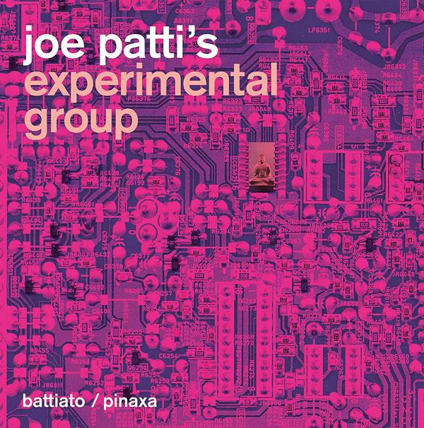 Copertina Vinile 33 giri Joe Patti's experimental group di Franco Battiato