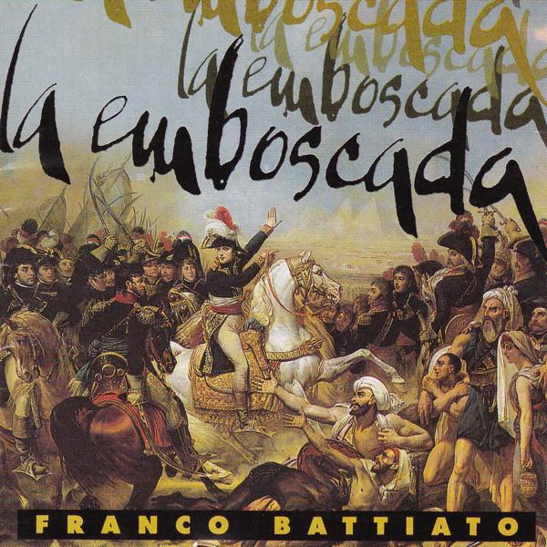Copertina Vinile 33 giri L'imboscata di Franco Battiato