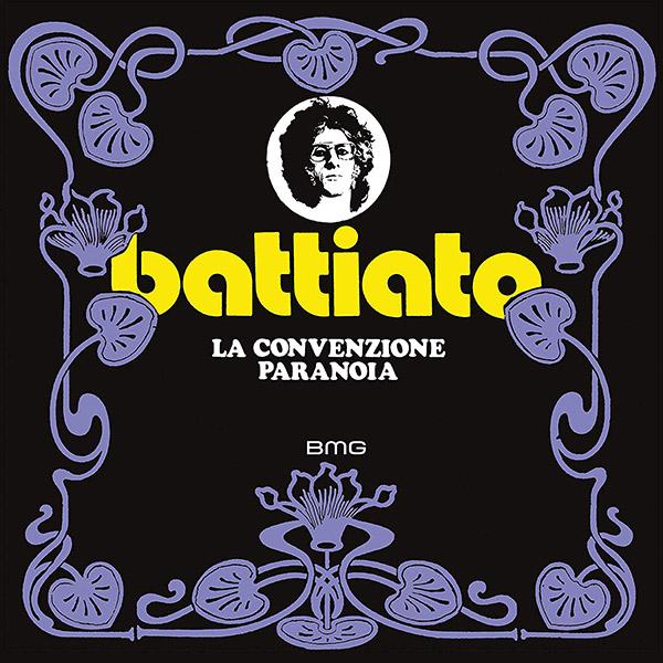 Copertina Vinile 33 giri La Convenzione [Singolo 45 Giri] di Franco Battiato