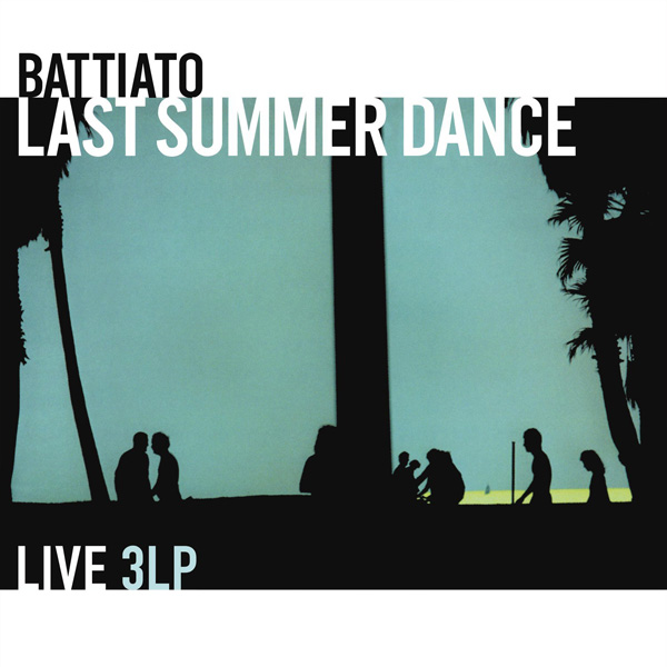 Copertina Vinile 33 giri Last Summer Dance [3 LP] di Franco Battiato