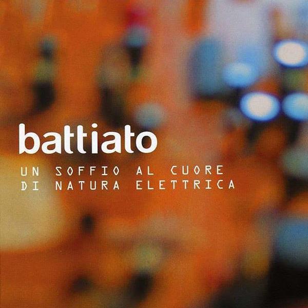 Copertina Vinile 33 giri Un Soffio al Cuore di Natura Elettrica [2 LP] di Franco Battiato