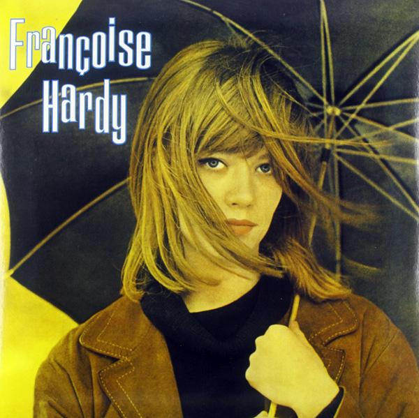 Copertina Disco Vinile 33 giri Francoise Hardy di Francoise Hardy