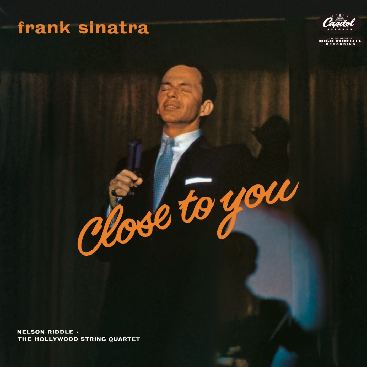 Copertina Disco Vinile 33 giri Close To You di Frank Sinatra