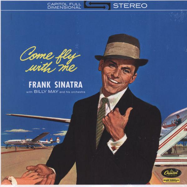 Copertina Disco Vinile 33 giri Come Fly With Me di Frank Sinatra