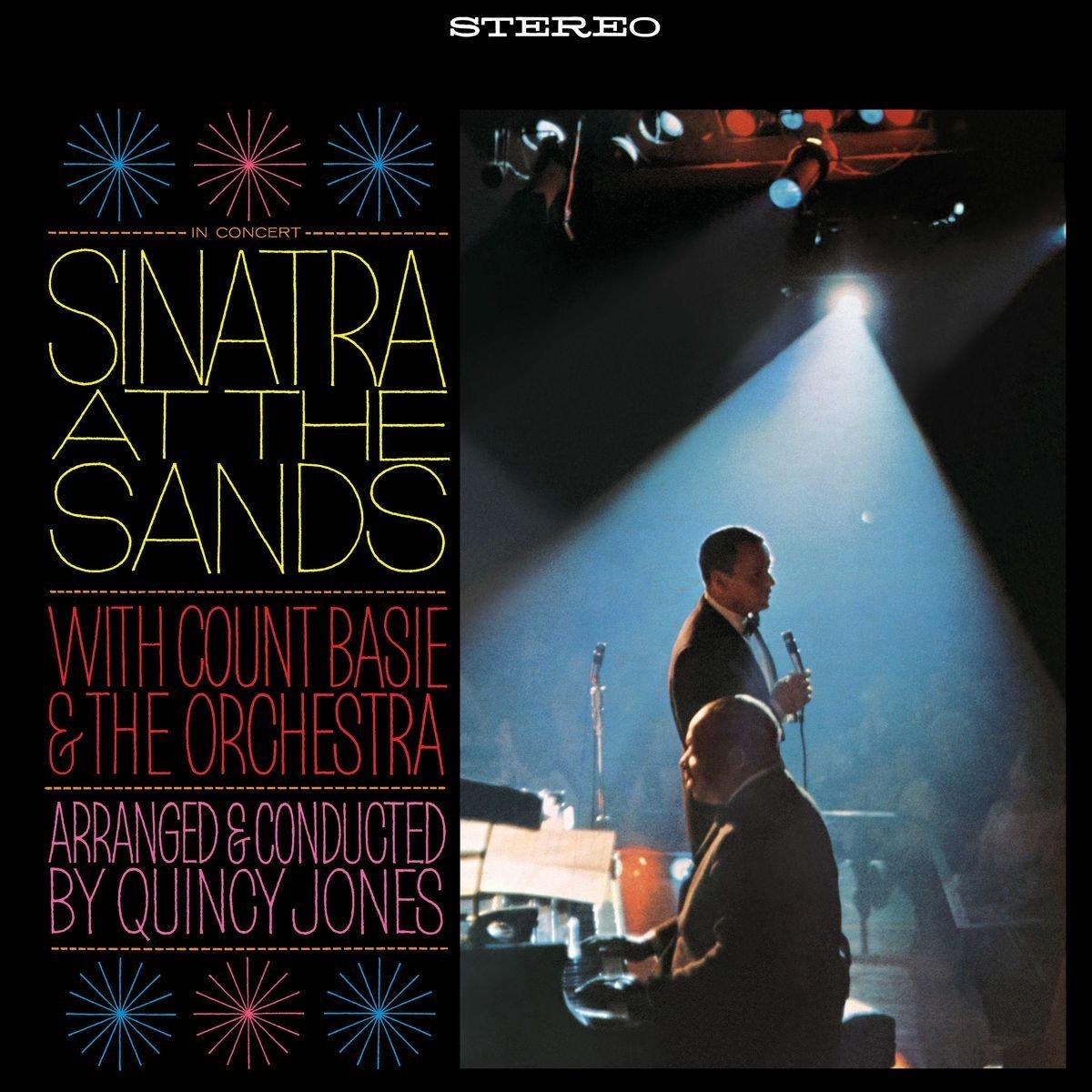 Copertina Disco Vinile 33 giri Sinatra At The Sands [2 LP] di Frank Sinatra