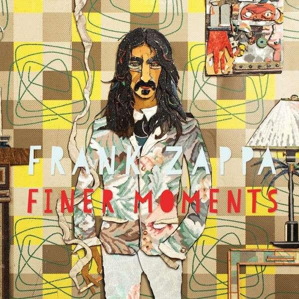 Copertina Disco Vinile 33 giri Finer Moments [2 LP] di Frank Zappa