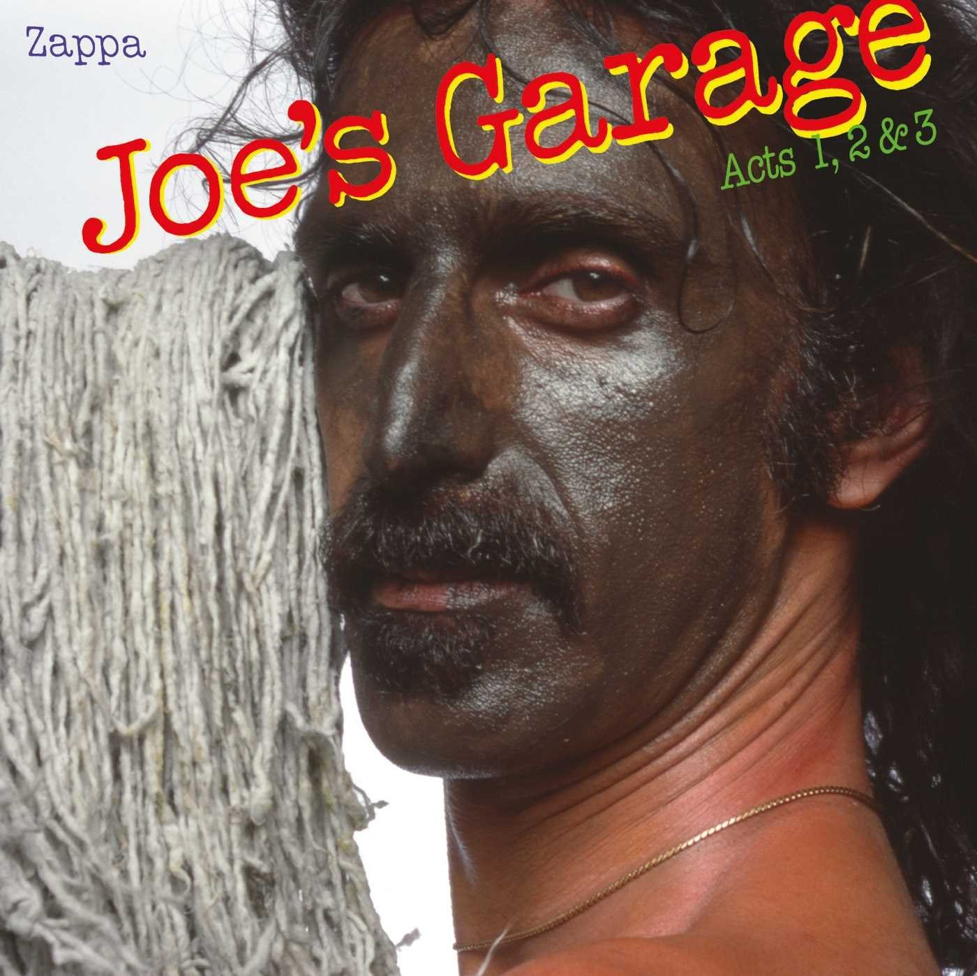 Copertina Vinile 33 giri Joe's Garage | Act I, II & III [3 LP] di Frank Zappa