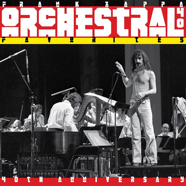 Copertina Vinile 33 giri Orchestral Favorites di Frank Zappa & The Mothers of Invention
