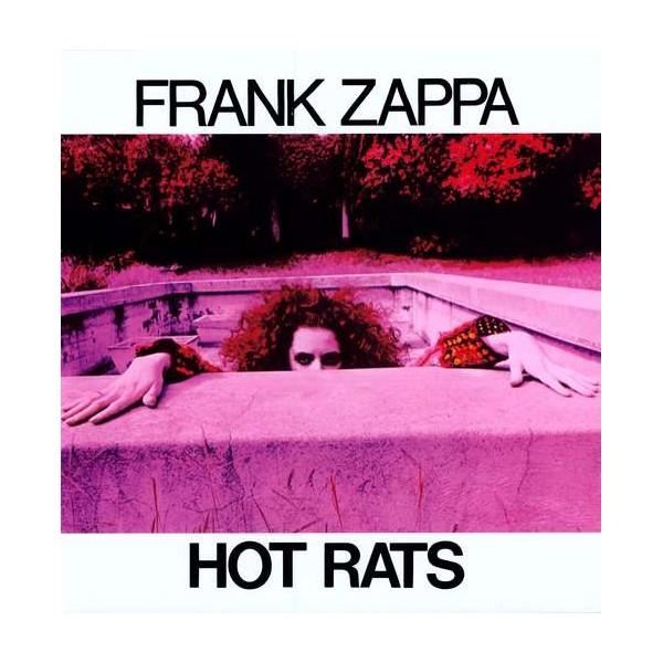 Copertina Disco Vinile 33 giri Hot Rats di Frank Zappa