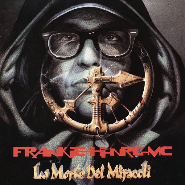 Copertina Vinile 33 giri La Morte dei Miracoli di Frankie Hi-NRG MC