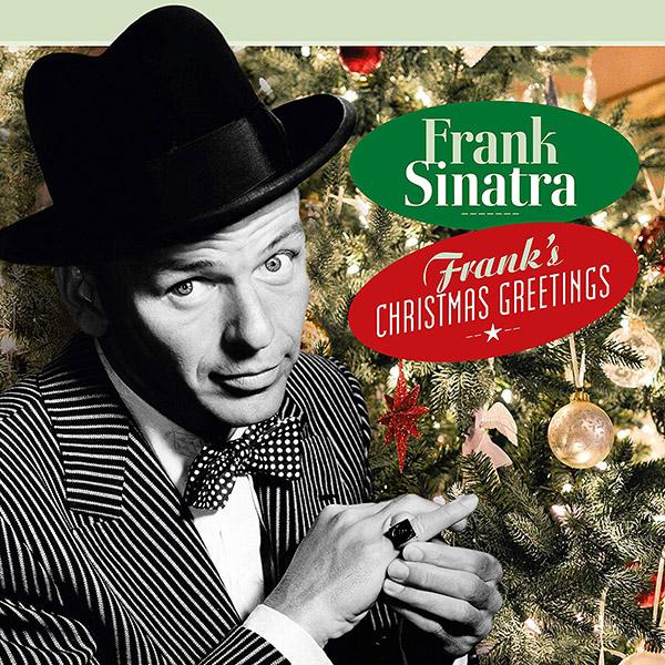 Copertina Vinile 33 giri Frank's Christmas Greetings di Frank Sinatra