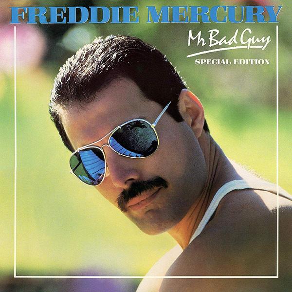 Copertina Vinile 33 giri Mr. Bad Guy di Freddie Mercury
