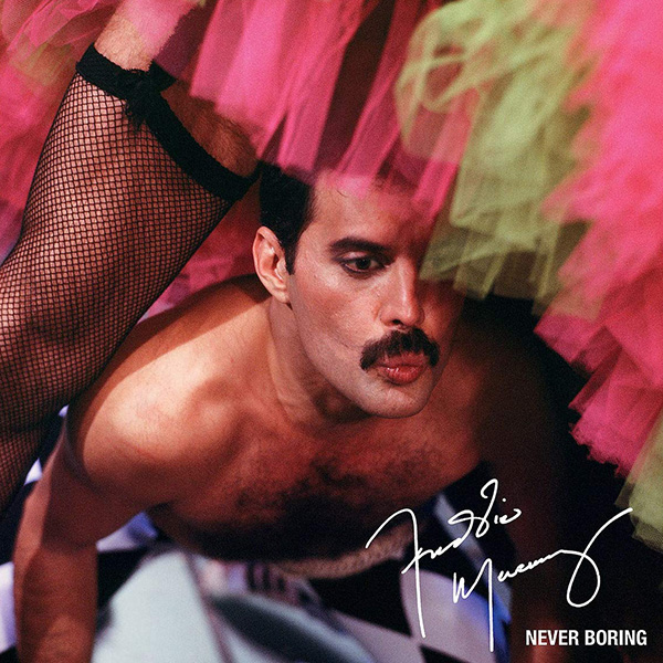 Copertina Vinile 33 giri Never Boring di Freddie Mercury